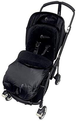 Bugaboo Footmuff/Cosy Toes Compatible with Bee Black