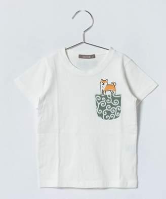 nico hrat (ニコ フラート) - ニコフラート 柴犬Tシャツ