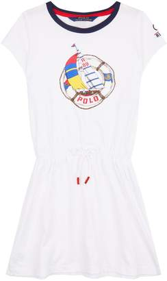 Polo Ralph Lauren Regatta T-Shirt Dress