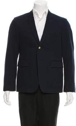 Thom Browne Wool Two-Button Blazer