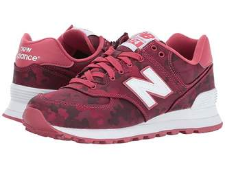 New Balance Classics WL574 - Camo Women's Shoes