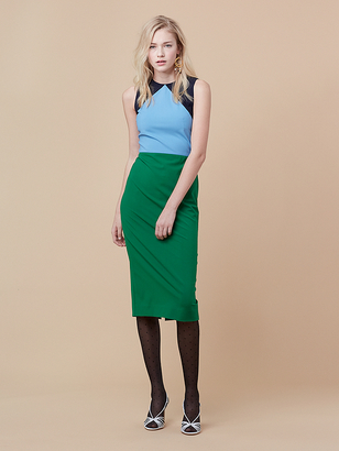 Tailored midi dress $398 thestylecure.com