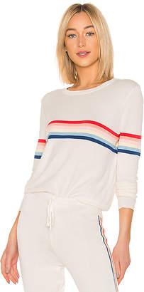Spiritual Gangster x Madeleine Thompson Stripe Sweater