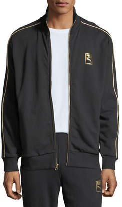 Puma Men's Chains T7 Zip-Front Track Jacket