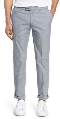 d2bda40d2 Brax Slim Fit Sharkskin Flat Front Pants