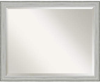 Amanti Art Bel Volto 31x25 Bathroom Mirror