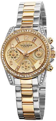 Akribos XXIV Women's Lady Diamond Watch