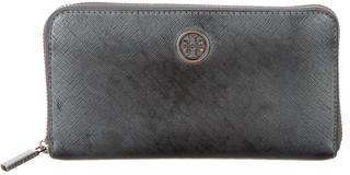 Tory Burch Tory Burch Iridescent Robinson Wallet