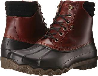 Sperry Avenue Duck Boot Men's Lace-up Boots