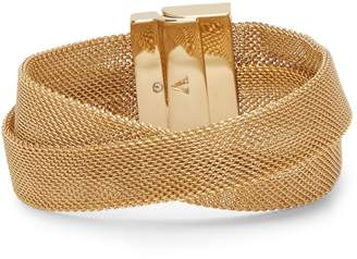 Vince Camuto Mesh Crisscross Bracelet
