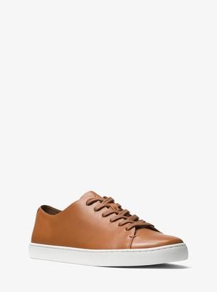 Michael Kors Jared Leather Sneaker