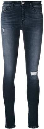 Diesel distressed skinny jeans