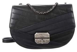 Chanel 2016 Gabrielle Chevron Crossbody Bag