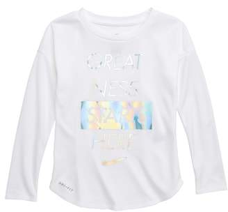 Nike Dry Long Sleeve T-Shirt