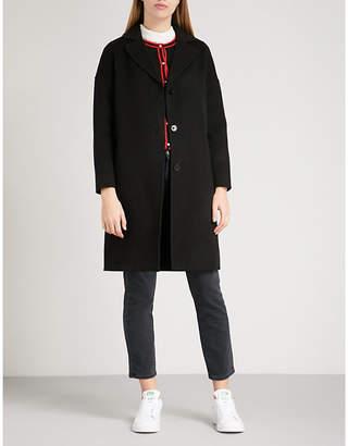 Claudie Pierlot Wool-blend coat