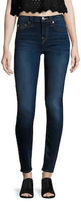 High Rise Super Skinny Fit Jeans $199 thestylecure.com
