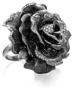 Koral Ortaea Jardin Enchant Floral Ring