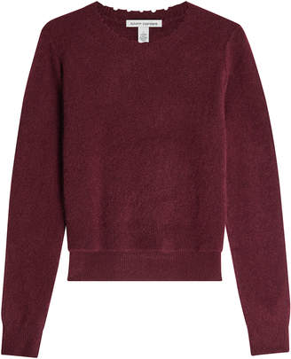 Autumn Cashmere Pullover with Cashmere and Silk