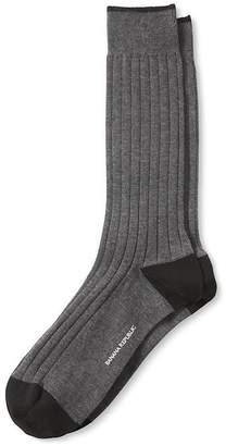 Banana Republic Luxe Rib Sock
