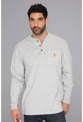 Carhartt Workwear Pocket L/S Henley Men's Long Sleeve Pullover