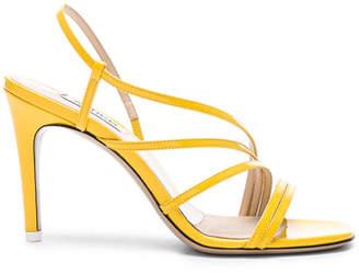 ATTICO Patent Leather Baby Sandals