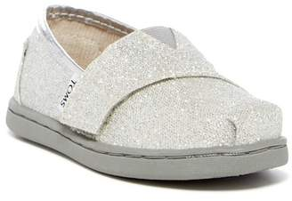 Toms Alpargata Glimmer Slip-On Flat (Baby, Toddler, & Little Kid)