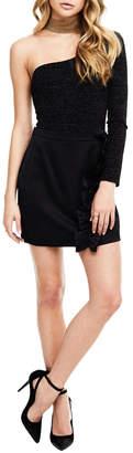 Astr Isa Ruffle Skirt