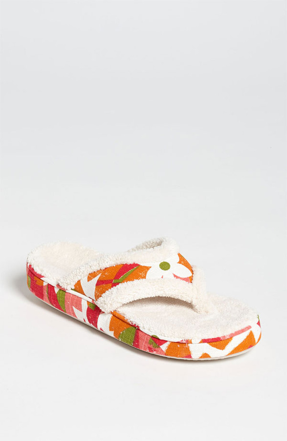 Acorn 'Taylor Spa' Thong Slipper (Online Only)