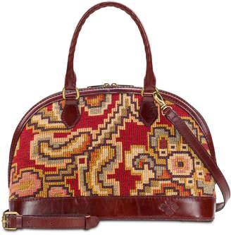 Patricia Nash Peruvian Tapestry Tarma Satchel
