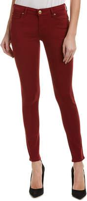True Religion Jennie Oxblood Curvy Skinny Leg