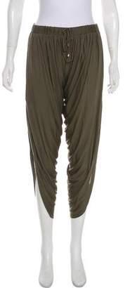 Haute Hippie Mid-Rise Harem Pants