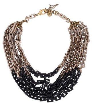 Lulu Frost Poison Multi-Strand Necklace $200 thestylecure.com