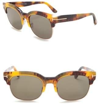 1012ad4feb5 Tom Ford Green Men s Sunglasses - ShopStyle