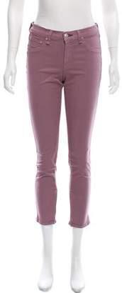 Rag & Bone Mid-Rise Skinny Jeans w/ Tags