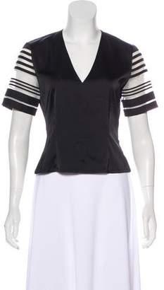 Alexis Deangelo Short Sleeve Top w/ Tags