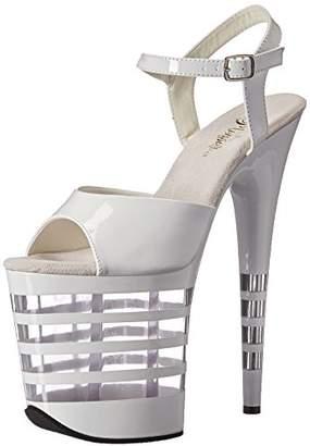 Pleaser USA Women's Flam889ln Platform Sandal