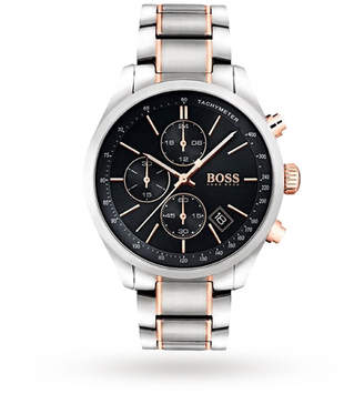Men's Grand Prix Chronograph Watch