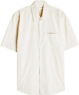 Our Legacy Initial S Cotton Shirt