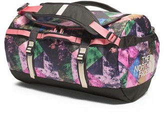The North Face 'Base Camp' Duffel Bag - Pink $120 thestylecure.com