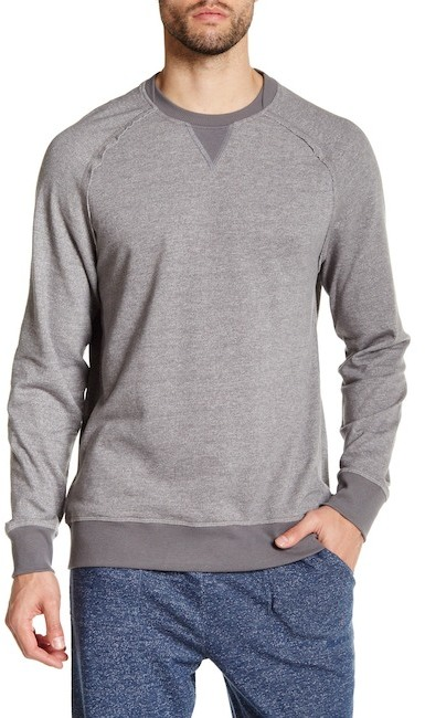 2(X)IST Crew Neck Pullover Sweater
