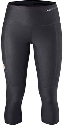 Fjallraven Abisko Trekking 3/4 Tight - Women's