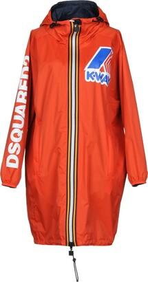 DSQUARED2 x K-WAY Jackets - Item 41797318QM