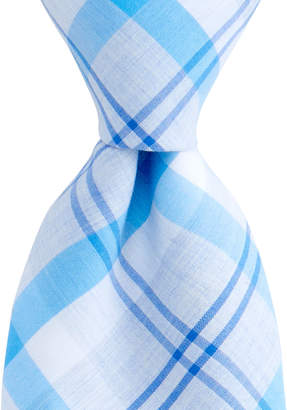 Vineyard Vines Stony Bay Plaid Woven Tie