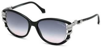 Roberto Cavalli Roberto Cavali Sunglasses Rc972s Rc972/s 01b Black Rc972-01b