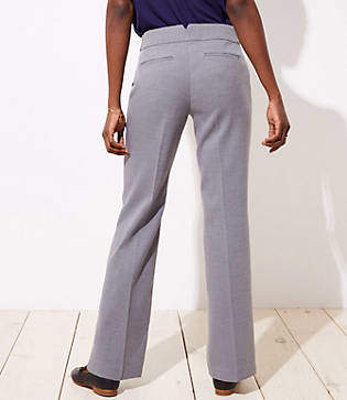LOFT Petite Trousers in Button Tab in Julie Fit
