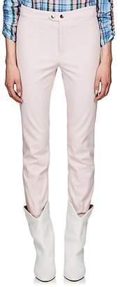 Isabel Marant Women's Nila Cotton-Blend Crop Flared Pants
