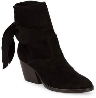 Sigerson Morrison Women's Lori Sash Suede Boots