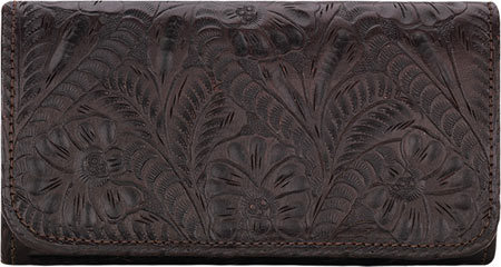 American West Women's American West Annie's Secret Collection Tri-Fold Wallet