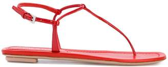 Prada T-bar sandals