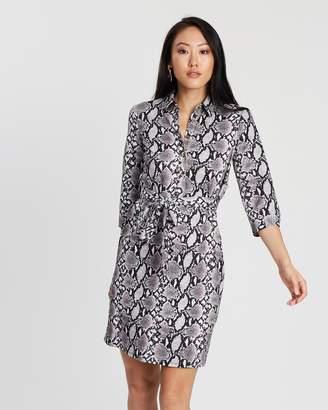 cad02641ac7 Dorothy Perkins Print Jersey Dresses - ShopStyle Australia
